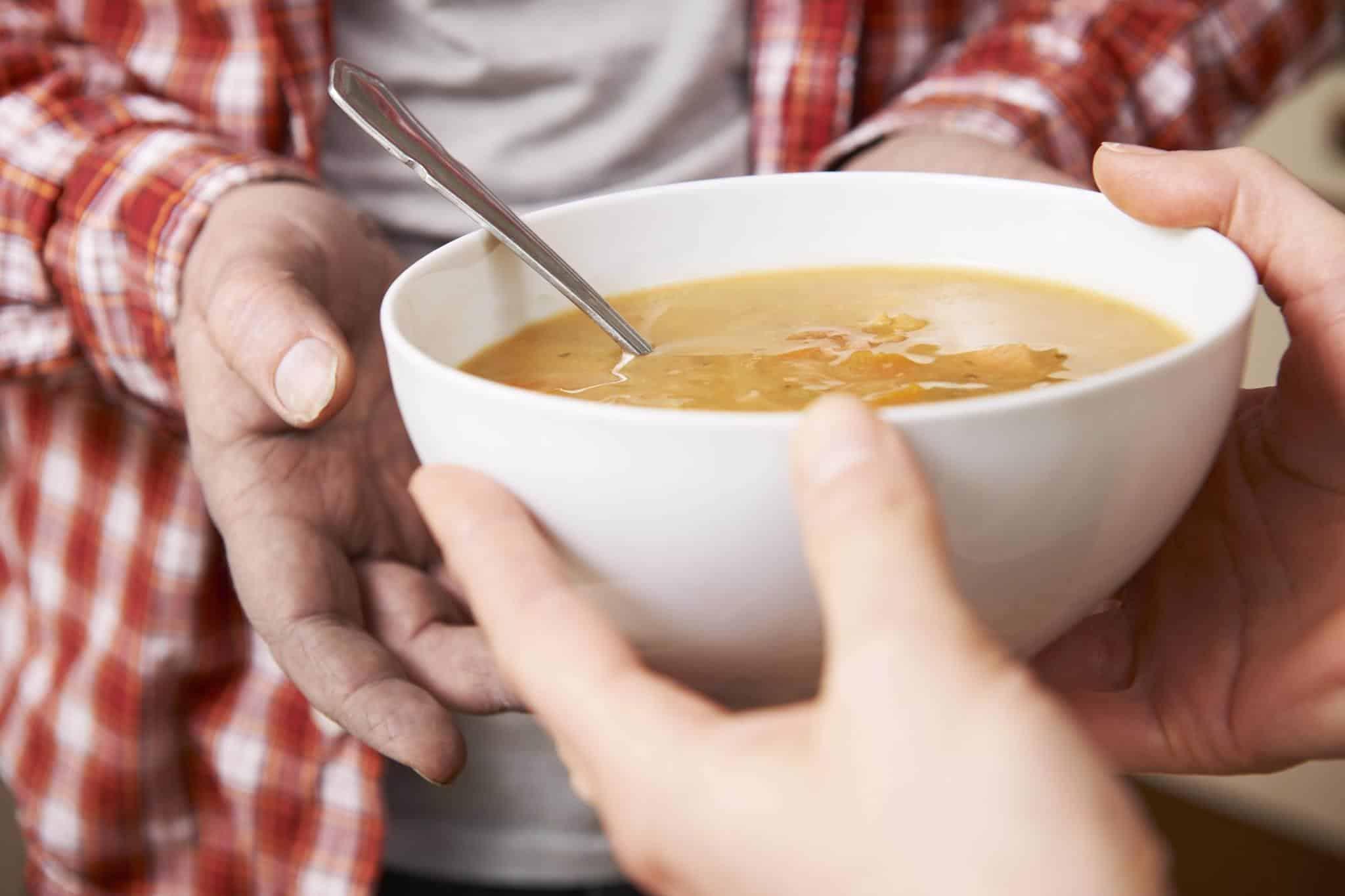 Image: bar à soupe